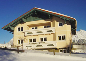 Appartements Alpenblume in Schladming-Rohrmoos